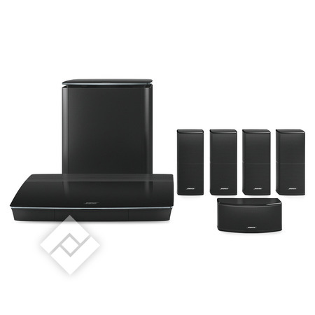 BOSE Home cinéma / barre de son LIFESTYLE 600 BLACK
