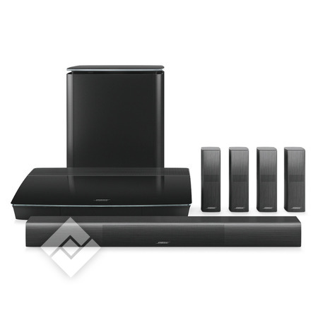 BOSE Home cinéma / barre de son LIFESTYLE 650 BLACK