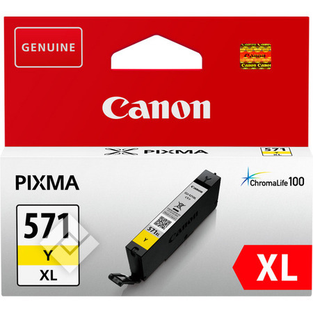 CANON CLI-571XL Y YELLOW