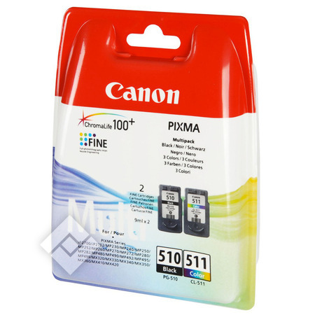 CANON PG510/CL511