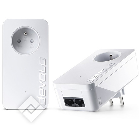 DEVOLO DLAN550 DUO+ 2RJ45 KIT