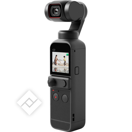 DJI Sportcamera of 360° camera OSMO POCKET 2 CREA. COMBO