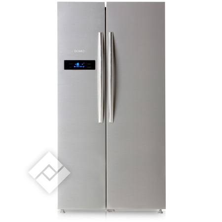 DOMO Frigo américain/French Doors DO930 SBS