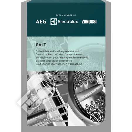 ELECTROLUX DISHWASHER & WASHING MACHINE SALT