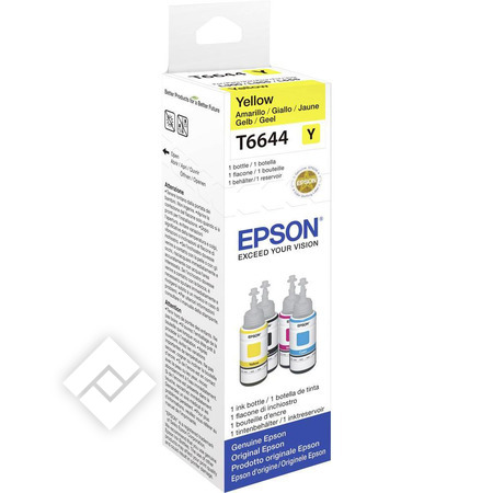 EPSON REFILL T6644 YELLOW