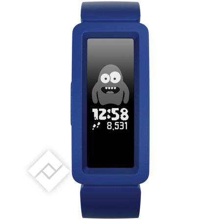 FITBIT ACE 2 DARK BLUE/NEON YELLOW