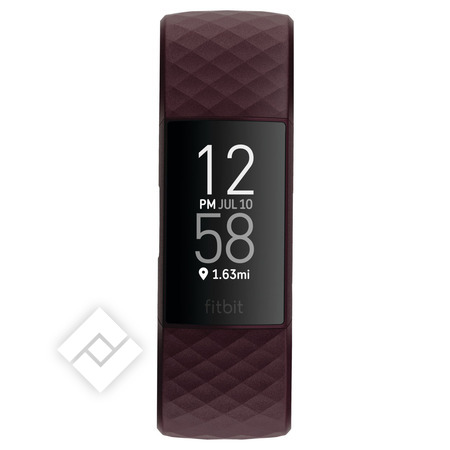 FITBIT CHARGE HR 4 PALISSANDER