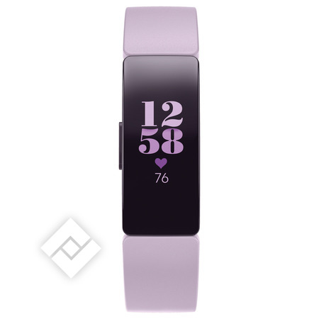 FITBIT Smartwatch, activity tracker of sporthorloge INSPIRE HR PURPLE