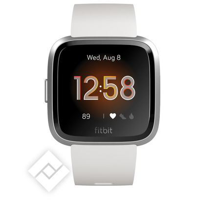 FITBIT Smartwatch, activity tracker of sporthorloge VERSA LITE WHITE