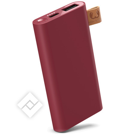 FRESH 'N REBEL 3000mAh USB-C RUBY RED