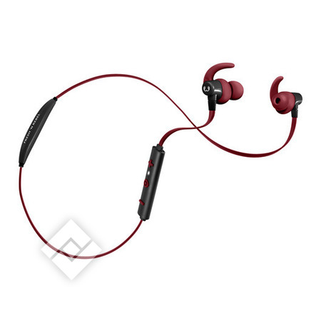 FRESH 'N REBEL LACE SPORTS EARBUDS RUBY