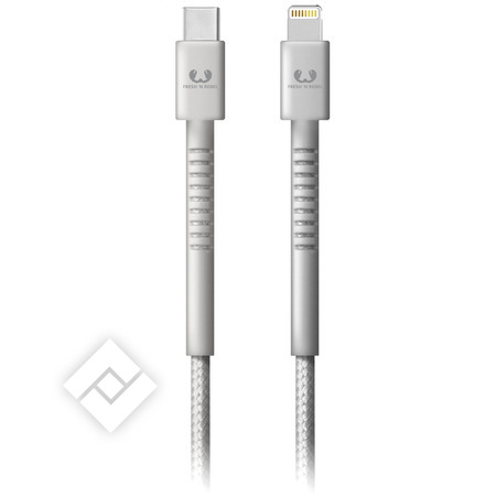 FRESH 'N REBEL USB-C-LIGHT 3M ICE GREY