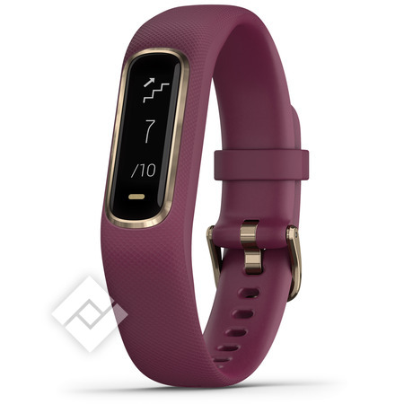 GARMIN VIVOSMART 4 ROSE GOLD WITH BERRY BAND S/M