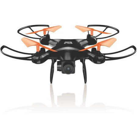 Goclever GoClever Sky Tracker - Drone avec FPV - Format compact - Aspiration de voiture