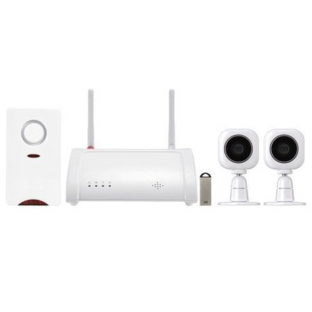 HOME8 Home8 Cube HD Camera Starter Kit
