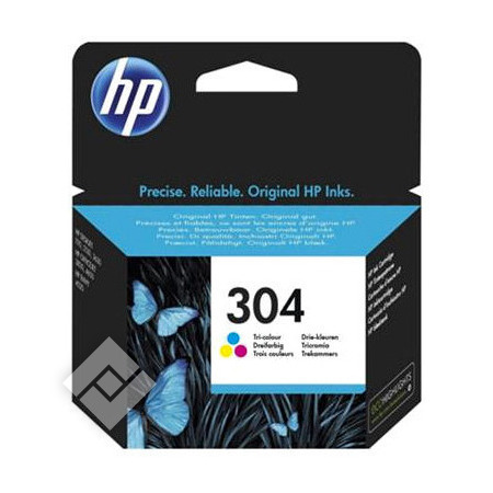 HP 304 3 COLORS