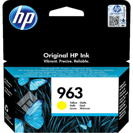 HP 963 YELLOW