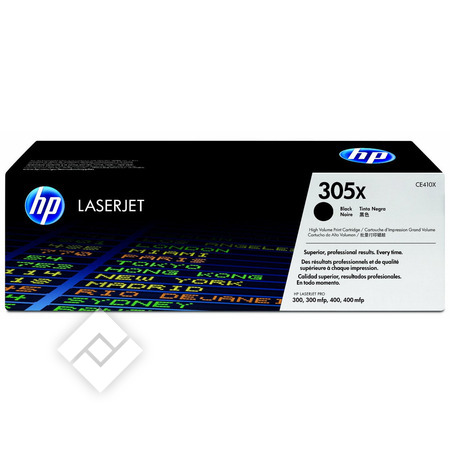 HP HP305X (CE410X) BLACK