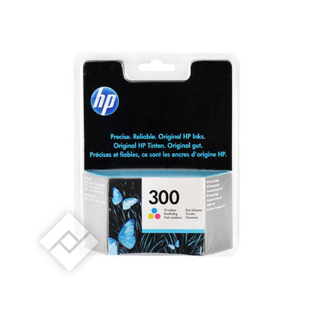 HP 300 3 COLORS (CC643EE)