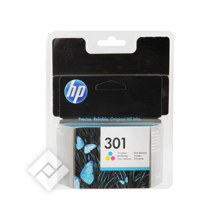 HP 301 (3 COLOURS) CH562EE