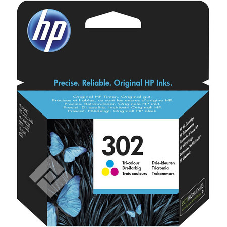 HP 302 (3 COLORS)