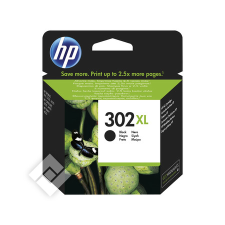 HP 302 XL BLACK