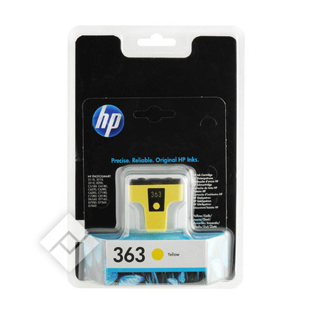 HP 363 YELLOW (C8773)