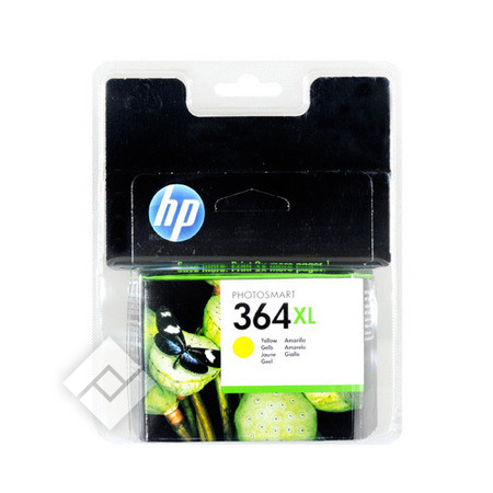 HP 364 XL YELLOW (CB325EE)