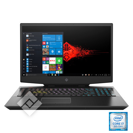 HP OMEN 17-CB0017NB