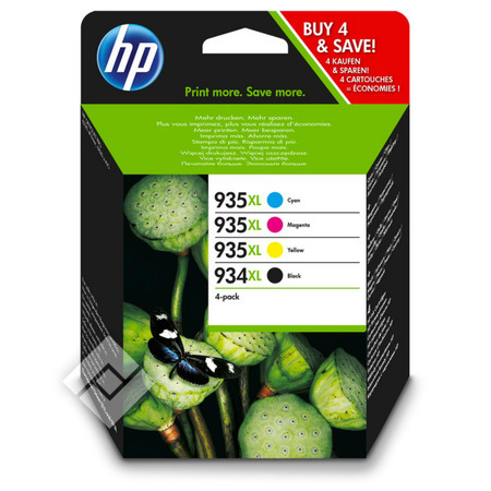 HP PACK 934XL/935XL