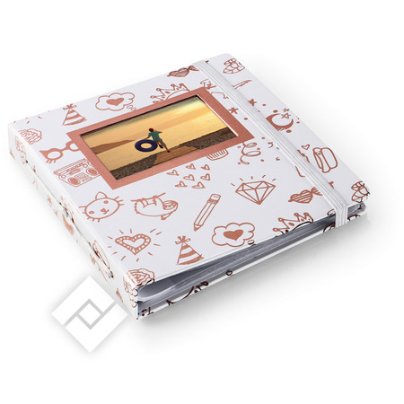 HP SPROCKET GD & WH ALBUM