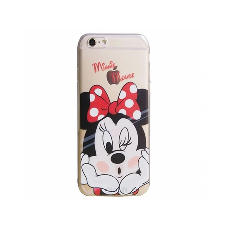 I12COVER Apple Iphone Se softcase hoesje met Minnie Mouse, Disney
