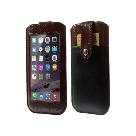 I12COVER View Cover Sleeve for Alcatel One Touch Flash Plus