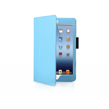 I12COVER Sky bleu custom-made Ipad Mini 3 Stand Case