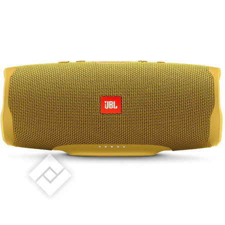 JBL Enceinte sans fil Bluetooth CHARGE 4 YELLOW