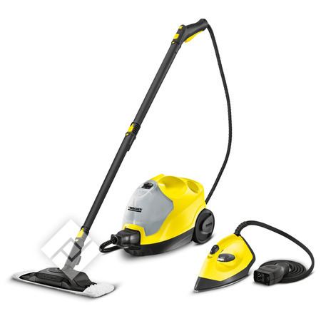 KARCHER SC 4 IRON EASYFIX YELLOW