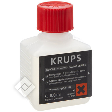 KRUPS XS9000 LIQUID CLEANER