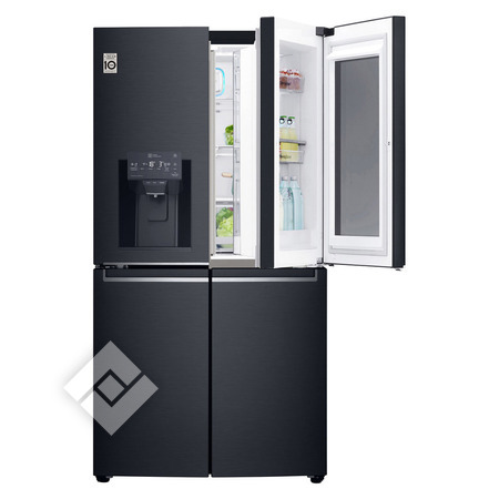 LG Frigo américain/French Doors GMK9331MT InstaView