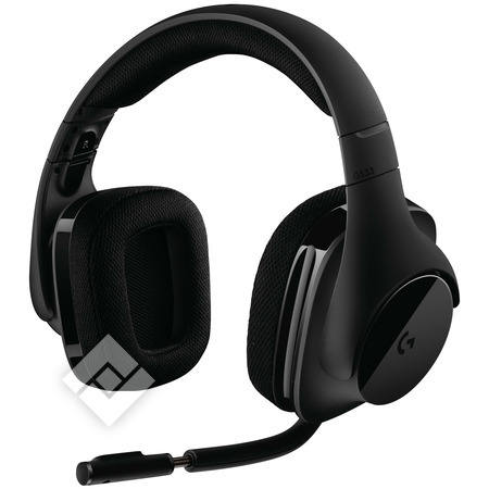 LOGITECH Casque PC / gaming G533 7.1