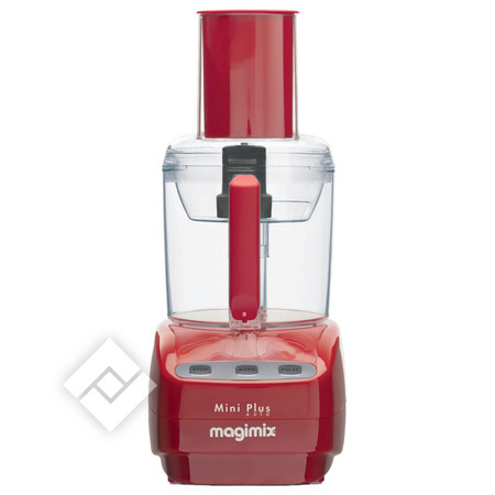 MAGIMIX MINI PLUS RED/18253EB