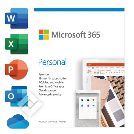 MICROSOFT 365 PERSONAL ENG