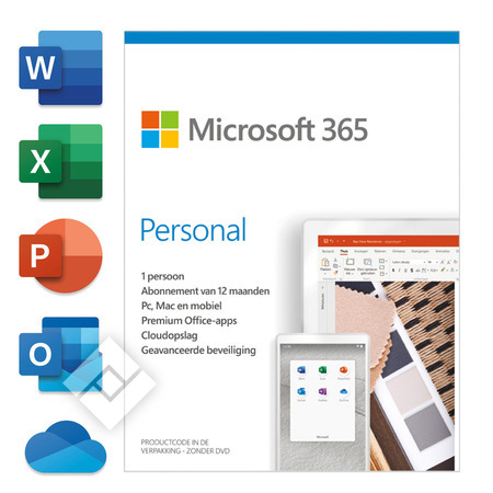 MICROSOFT  365 PERSONAL NL 15 MONTHS