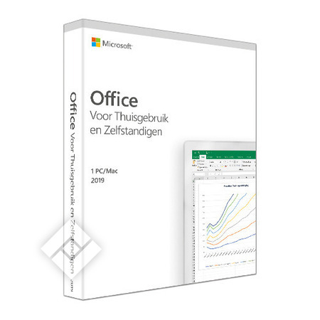 MICROSOFT OFFICE HOME & BUSINESS 2019 NL