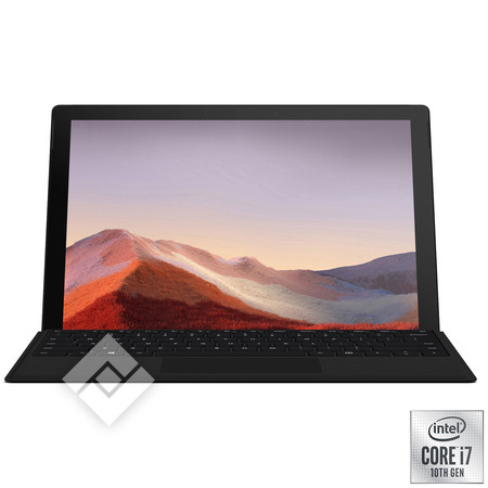 MICROSOFT laptop, tablet pc of 2-in-1 / hybride SURF PRO 7 I7 16G 512GB