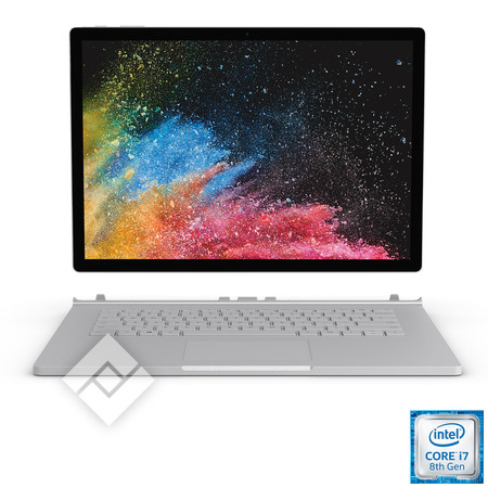 MICROSOFT SURFACE BOOK 2 15 INCH I7 512GB