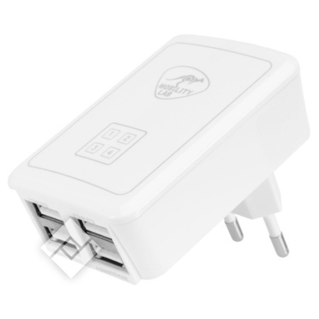 MOBILITY LAB WALL CHARGER 4 PORTS