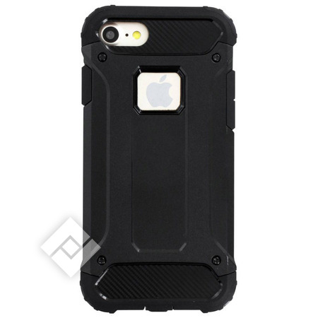 MOBIPARTS RUGGED SHIELD CASE APPLE IPHONE 7 BLACK