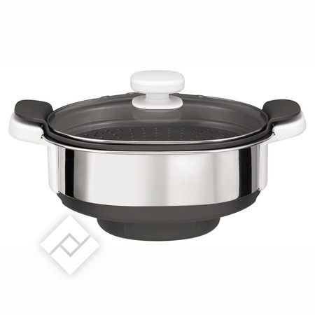 MOULINEX COMPANION STEAM COOKER XF384B10