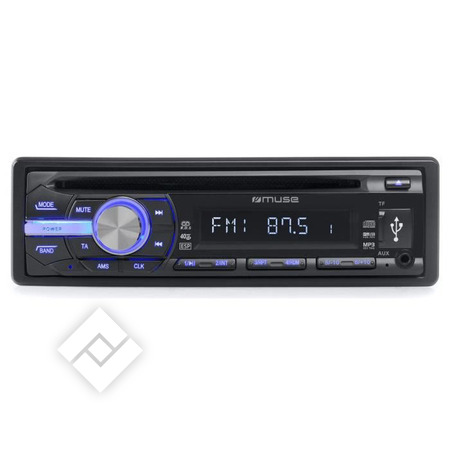 MUSE Autoradio M-1009 MR