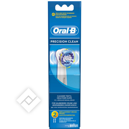 ORAL-B EB20 X2 PRECISION CLEAN